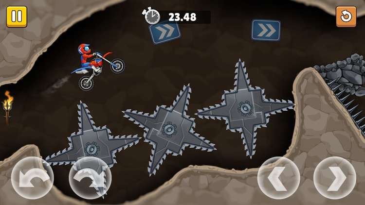 Top Moto Bike: X3M Racing screenshot-3