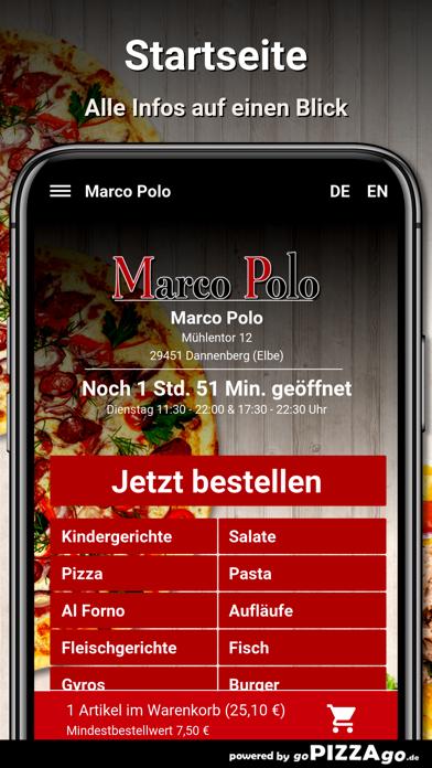 Marco Polo Dannenberg (Elbe) screenshot 2
