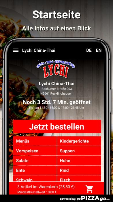 Lychi Recklinghausen screenshot 2