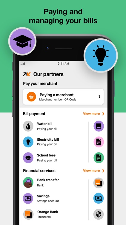 Orange Money Africa screenshot-5