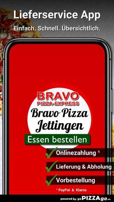 Bravo Pizza Express Jettingen screenshot 1