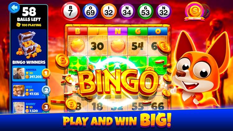 Xtreme Bingo! Slots Bingo Game screenshot-0