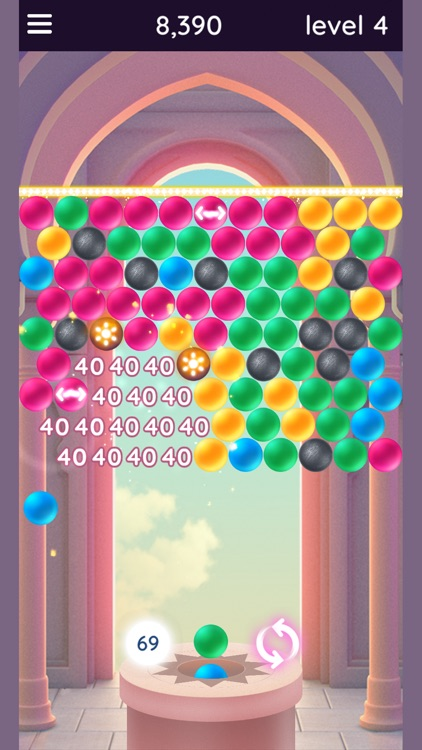 Bubble Shooter by Arkadium screenshot-4