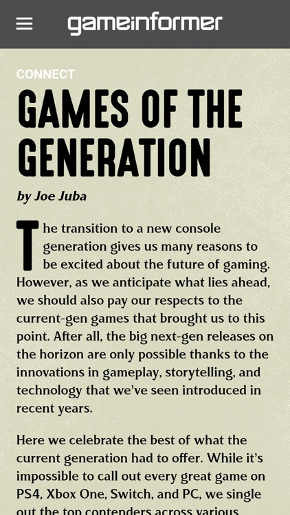 Game Informer screenshot-3
