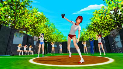 アニメ 高い 学校- 女の子 ゲーム紹介画像3