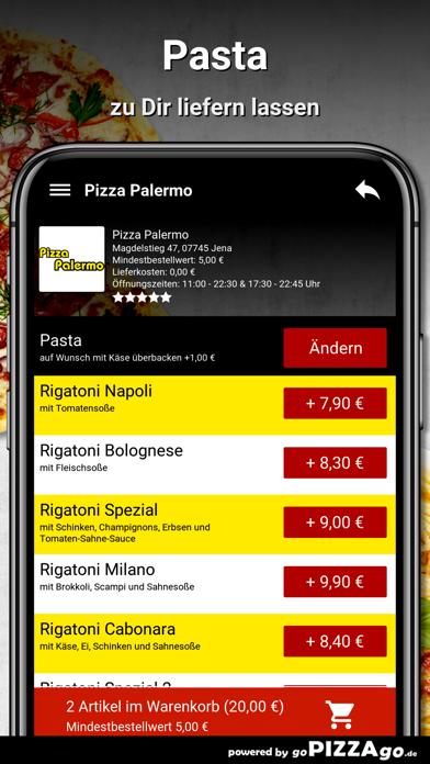 Pizza Palermo Jena screenshot 5