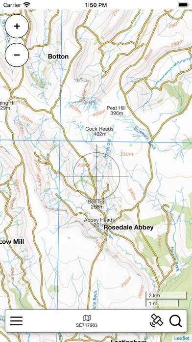 North York Moors Map Pro screenshot 3