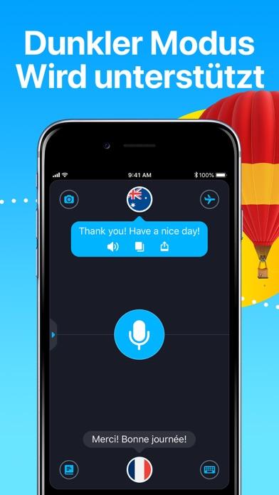 Dialog - Sprache übersetzenScreenshot von 8