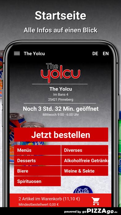 The Yolcu Pinneberg screenshot 2