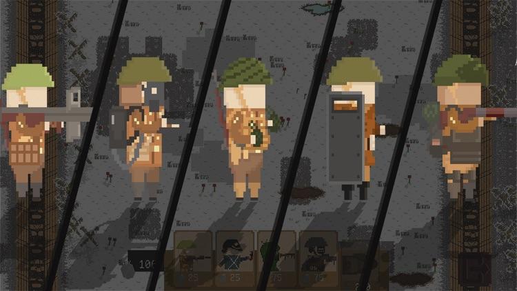 Trench Warfare: World War Game screenshot-4