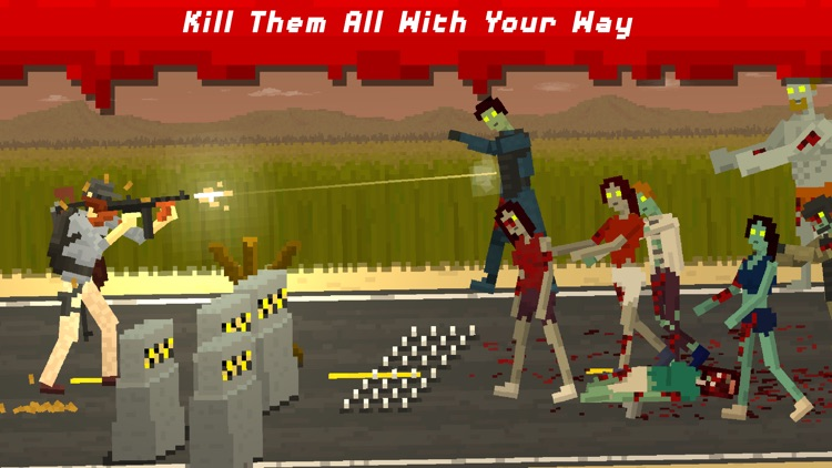 They're Coming: Zombie Defense screenshot-3