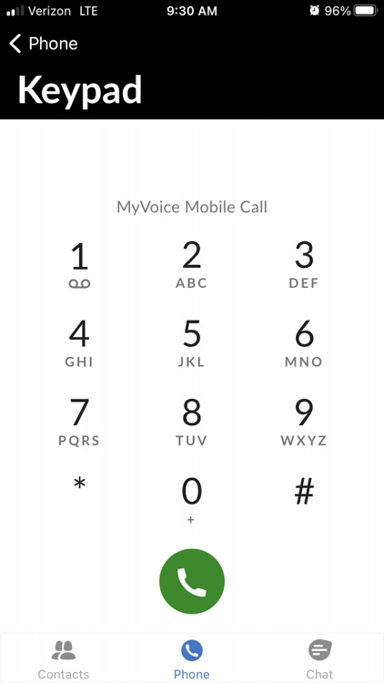 MyVoice Mobile screenshot-7
