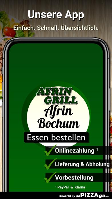 Afrin Grill Bochum screenshot 1