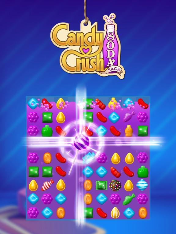 Candy Crush Soda Saga iPad app afbeelding 6