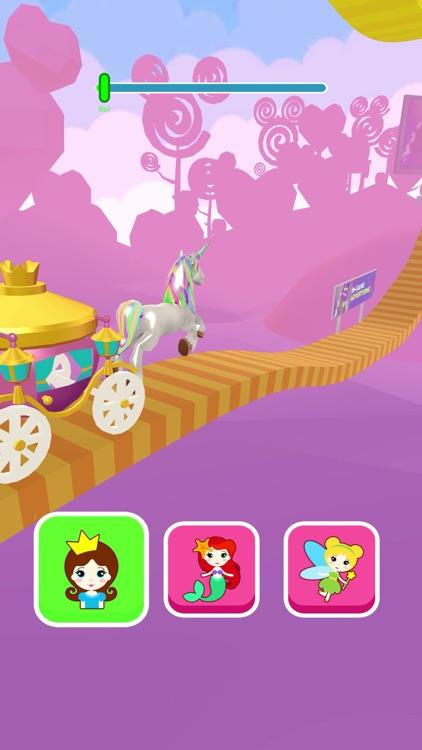 Shift Princess: race car games