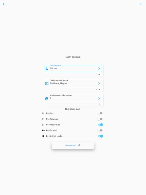 BipShare screenshot 11