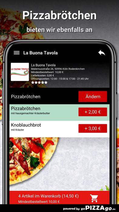 La Buona Köln Rodenkirchen screenshot 6