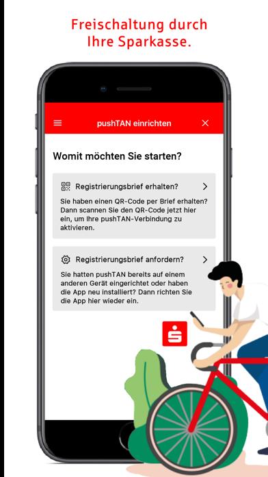 S-pushTAN für iPhone und iPadScreenshot von 3