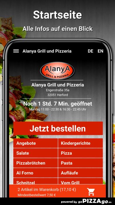 Alanya-Grill Herford screenshot 3