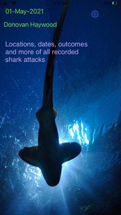 Shark Attacks screenshot 1