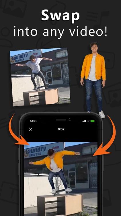 Sway: Body Swap Videos