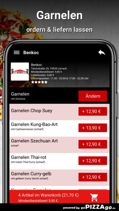 Benkoc Lörrach screenshot 6