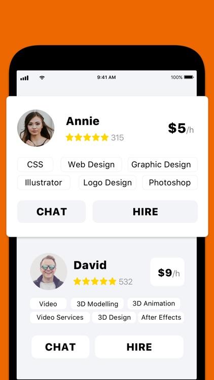 Hire Top Logo Designers Online