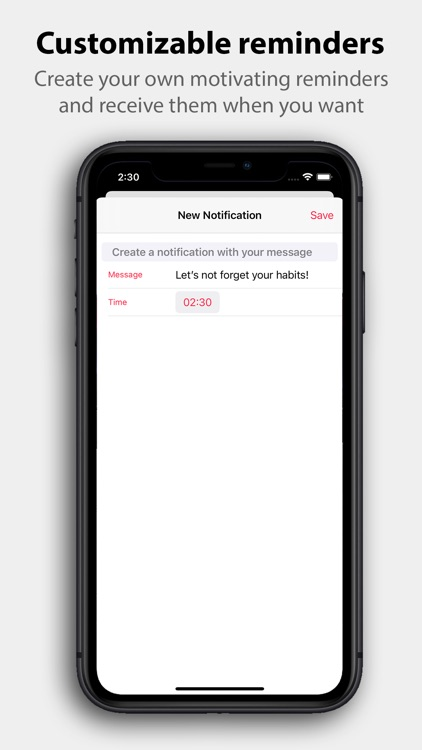 Quitter - Daily Habit Tracker screenshot-5
