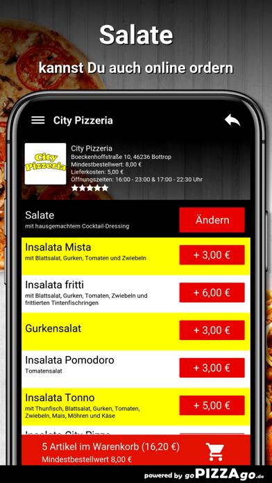 City Pizzeria Bottrop screenshot 5