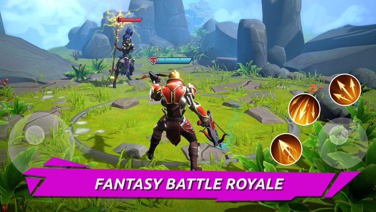 FOG - MOBA Battle Royale Arena