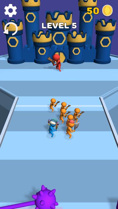 Crowd Rush 3D - Join & Clash screenshot 4