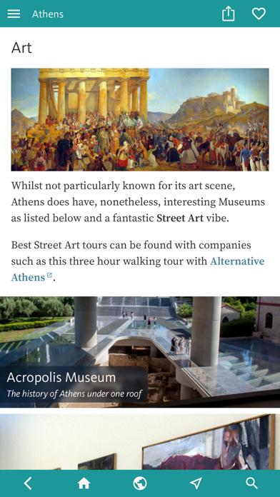 Athens' Best: Travel Guide screenshot 7