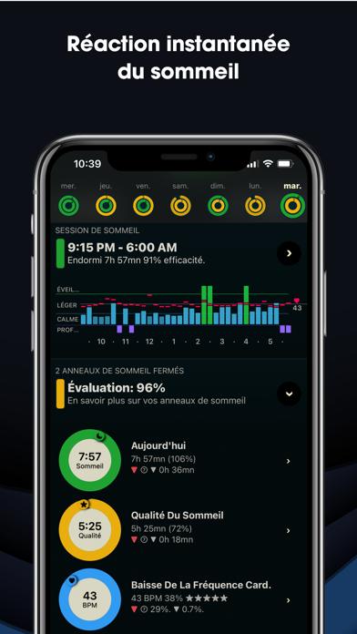 AutoSleep. Tracker de sommeil