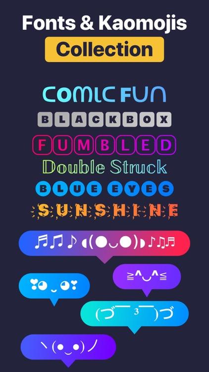 Font Changer : Custom Keyboard