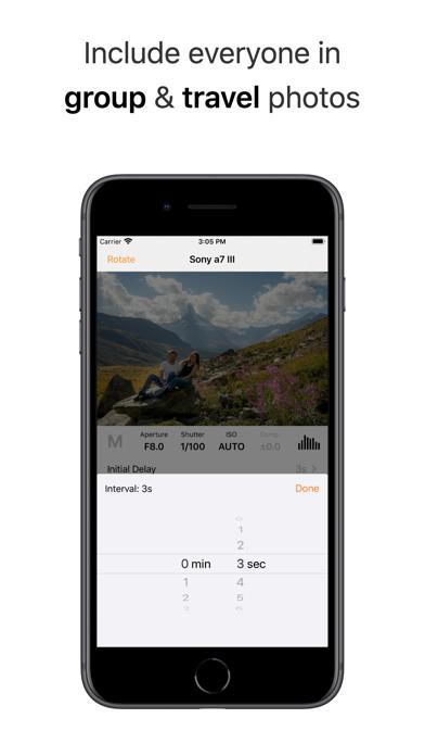 Shutter - Canon EOS Remote screenshot 8
