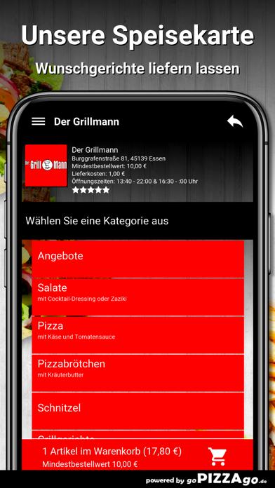 Der Grillmann Essen screenshot 4