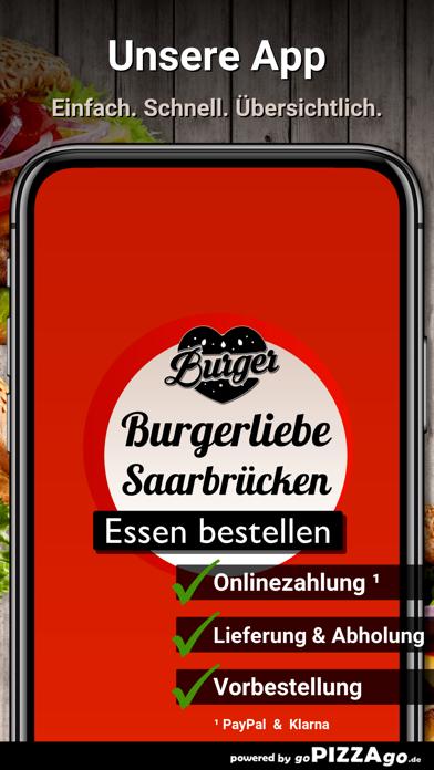 Burgerliebe Saarbrücken screenshot 1