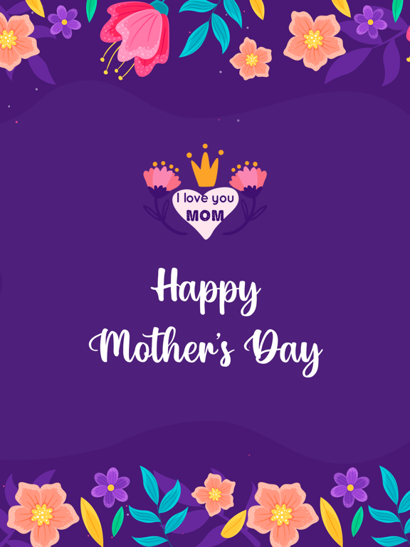 Mother's Day Stickers! screenshot 5