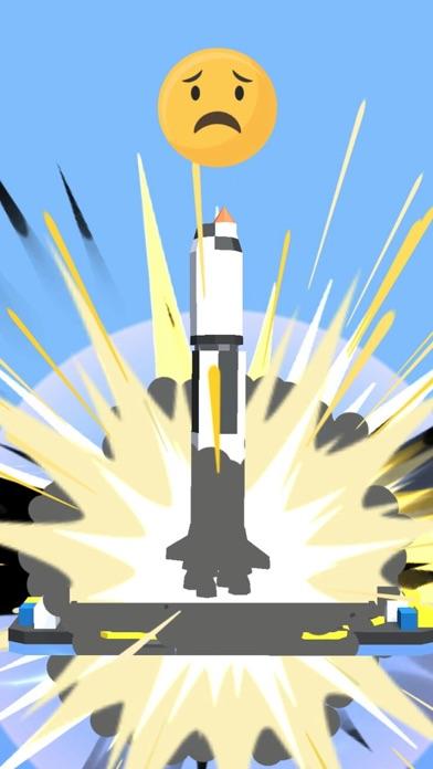 Rocket Launch 3D screenshot 1