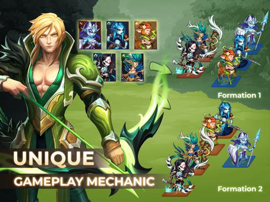 Summoners Era: Arena of Heroes ipad картинки