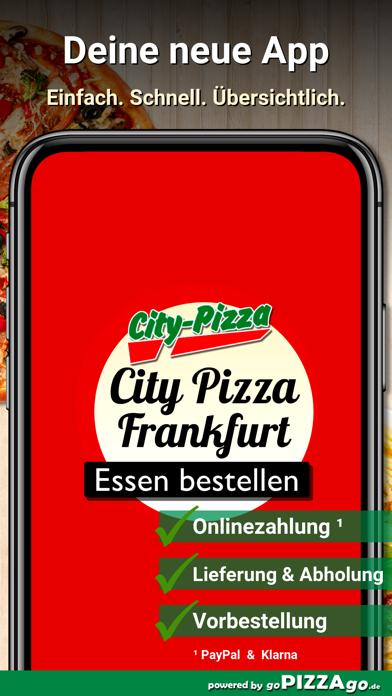 City Pizza Frankfurt am Main screenshot 1