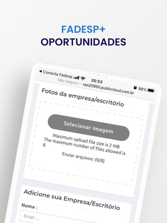 Conecta FADESP+ screenshot 8