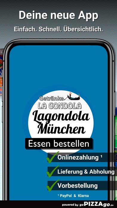 Lagondola München Milbertshofe screenshot 1