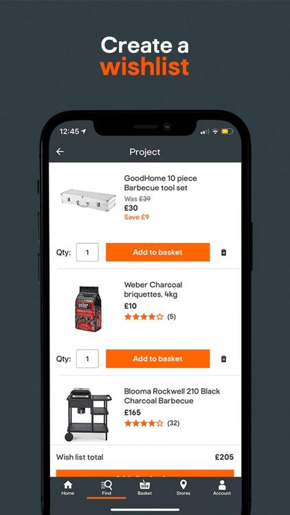 B&Q - Home & Garden DIY Tools screenshot-6
