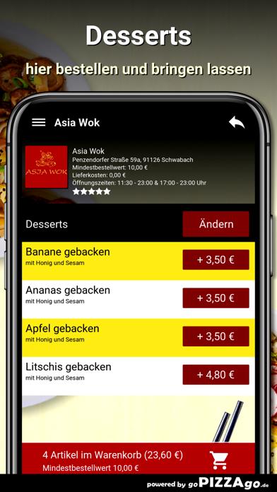 Asia Wok Schwabach screenshot 6
