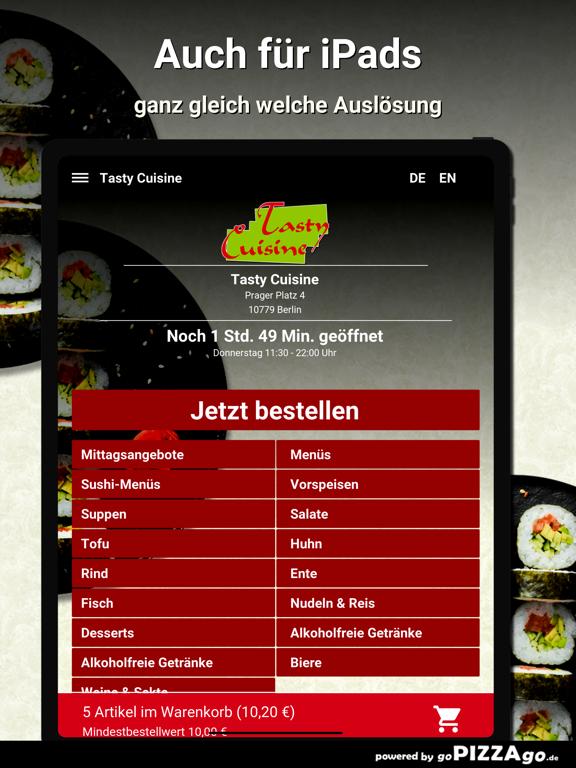 Tasty Cuisine Berlin screenshot 7