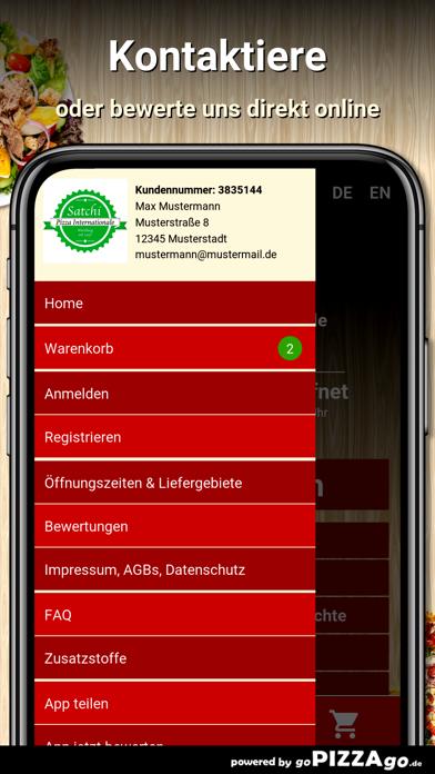 Satchi Pizza Würzburg screenshot 3