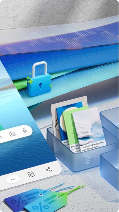Microsoft Edge, navigateur Web