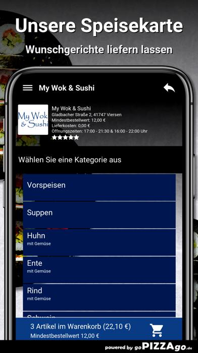 My Wok & Sushi Viersen screenshot 4