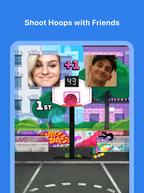 Bunch Group Video Chat & Games